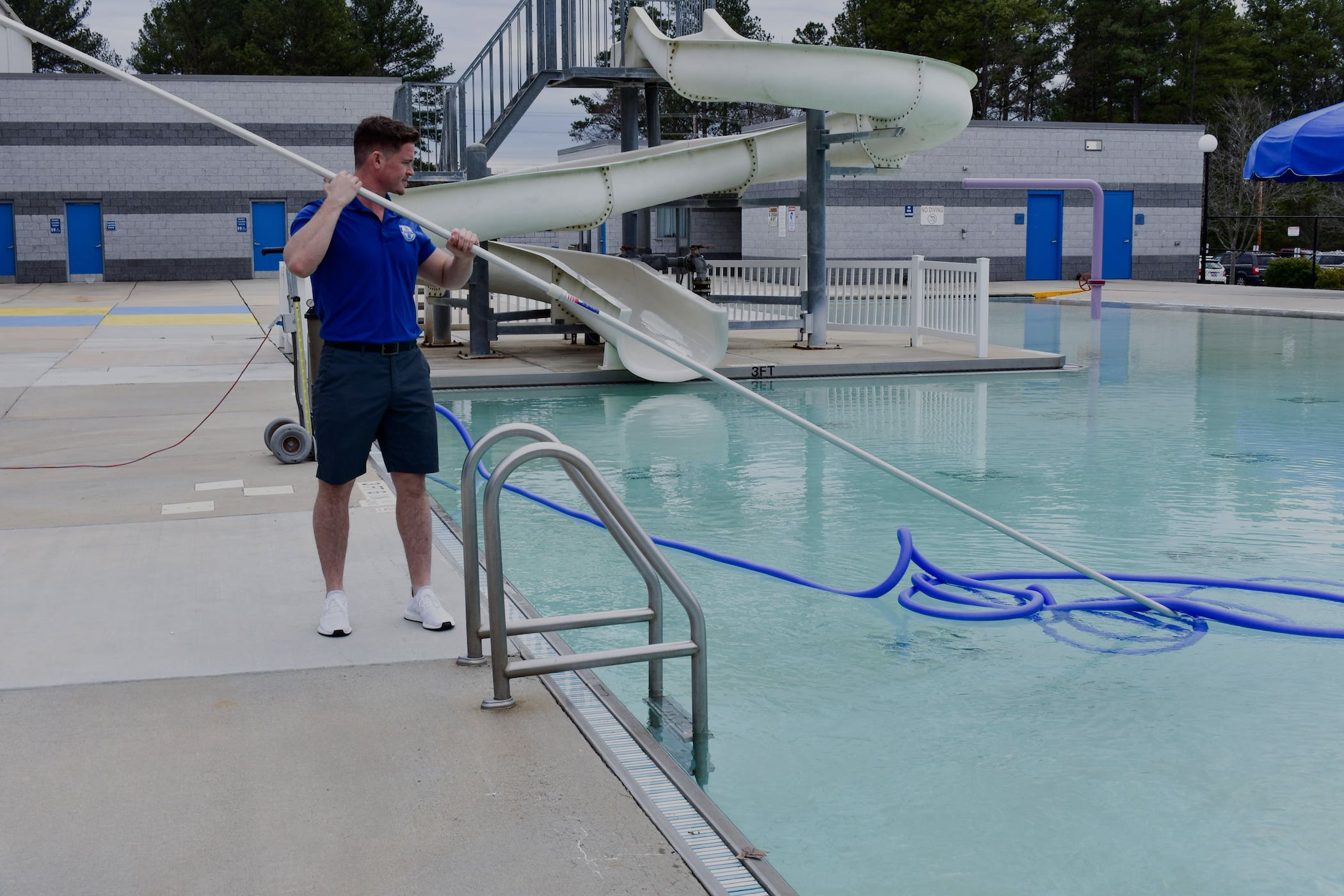 Lifeguard jobs in asheville nc for Swimming pool maintenance certification